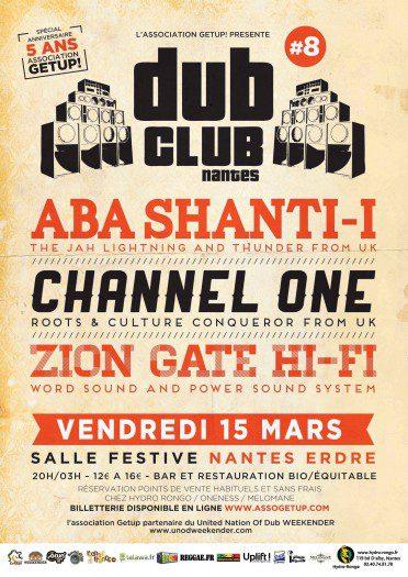 Nantes Dub Club #8