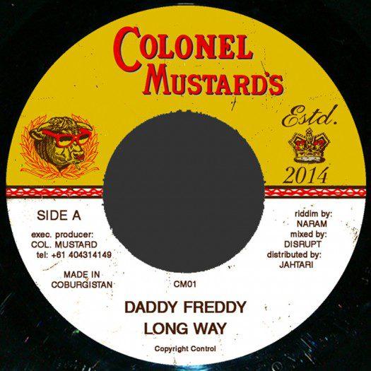 """Naram feat Daddy Freddy - 7"""" CM01"""