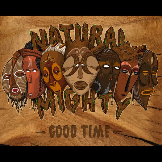 Natural Mighty - Good Time EP