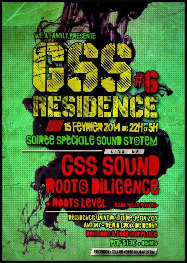 GSS Residence #6