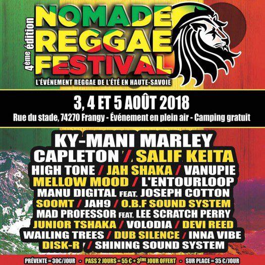 Nomade Reggae Festival #4
