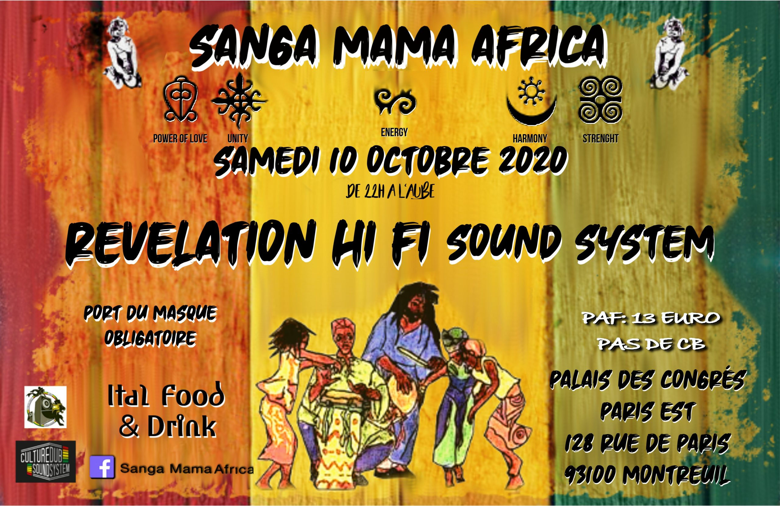 Culture Dub Show – 22 Octobre 2019 – Radio Pulsar