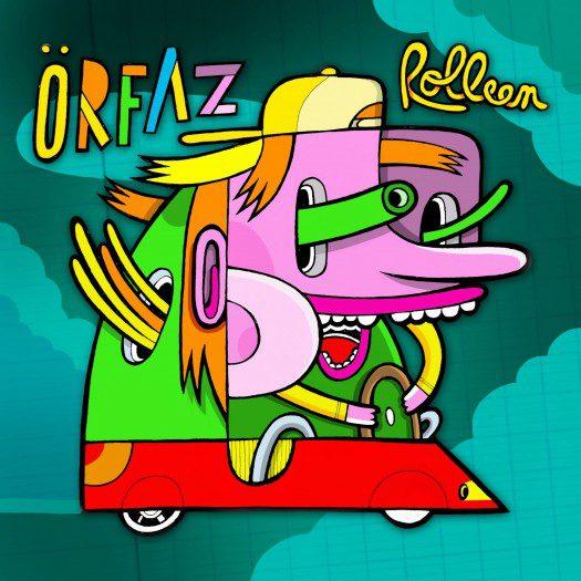 Örfaz - Rolleen EP