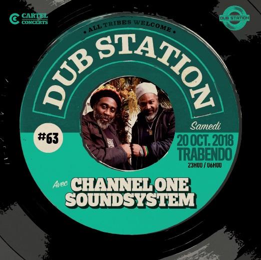 Paris Dub Station #63