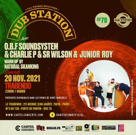 Dub Station #70