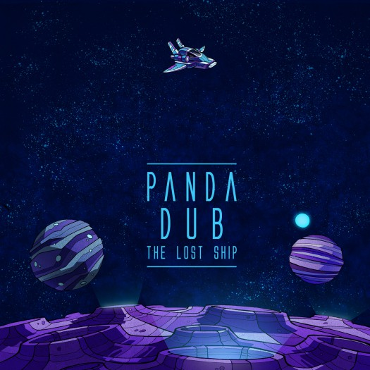 Panda Dub - The Lost Ship
