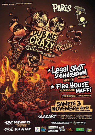 Paris Dub Me Crazy 4 Glazart