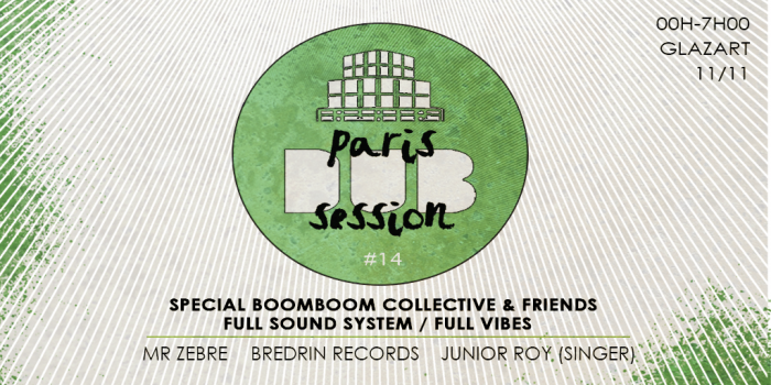 Paris Dub Session #14