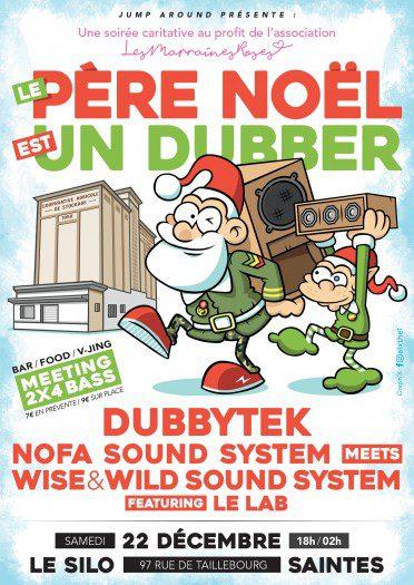 Le Père Noël est un Dubber !