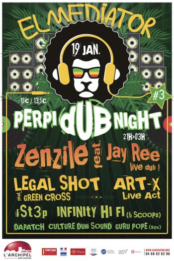 Perpi Dub Night #3