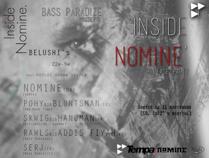 Nomine Release Party