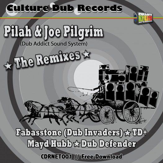 Pilah & Joe Pilgrim - The Remixes