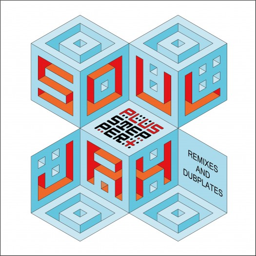 PlusStepper & AntZoni Rubio - Souljah Remixes and Dubplates