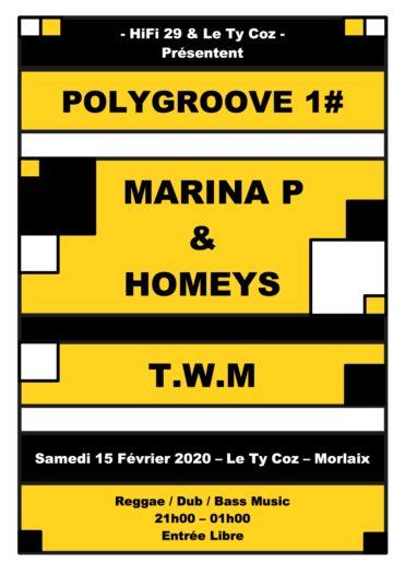 Polygroove 1#