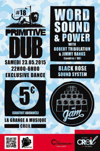 Primitive Dub 18