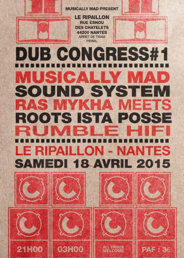 Dub Congress #1