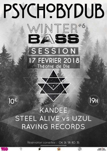 Psychobydub Winter Bass Session #6