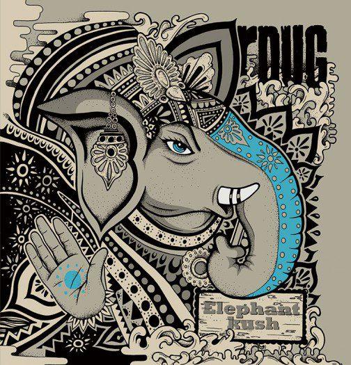 R-Dug - Elephant Kush