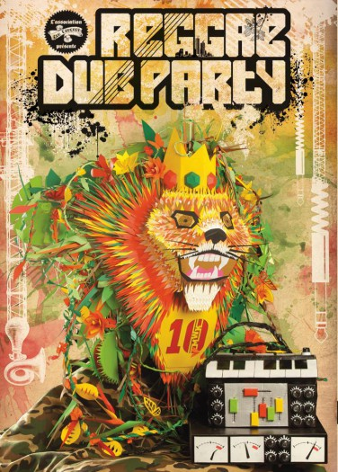 Reggae Dub Party #10