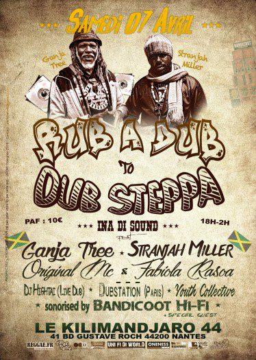 Rub A Dub to Dub Steppa
