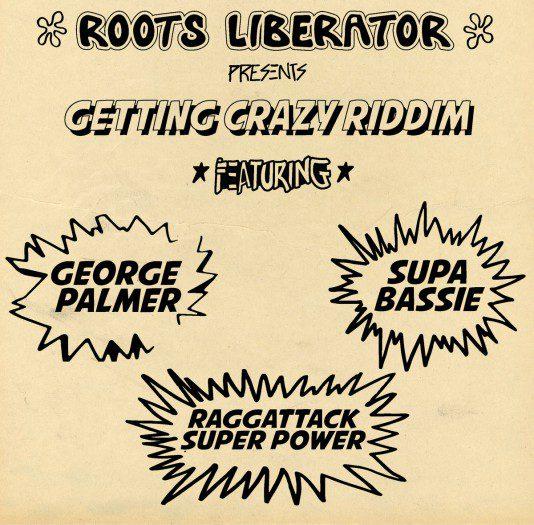 Raggatack - Roots Liberator RL009