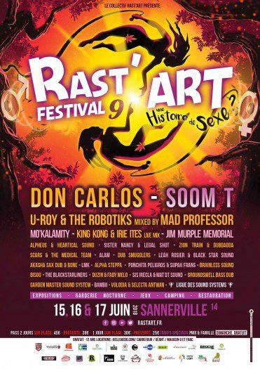 Rast'Art Festival #9