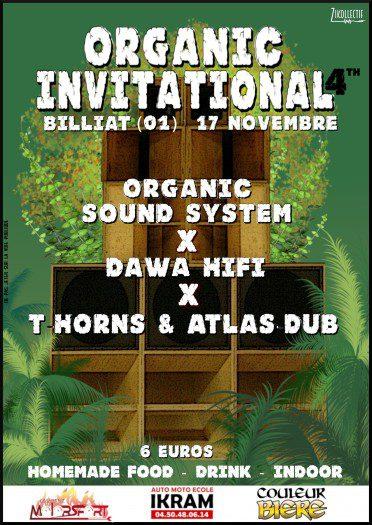 Organic Invitational 4th