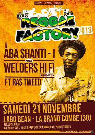 Reggae Factory # 13