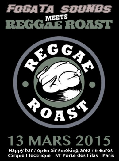 Fogata Sounds meets Reggae Roast