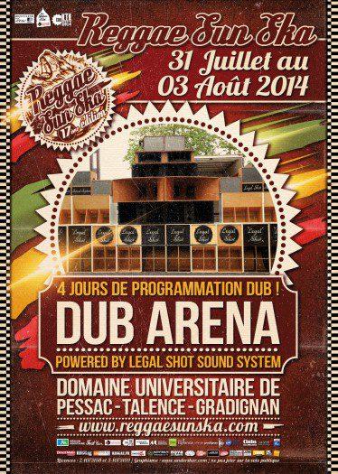 Reggae Sun Ska - Dub Arena
