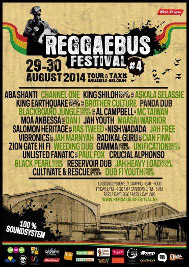 ReggaeBus Festival 2014