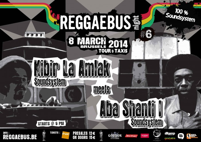 ReggaeBus Night #6