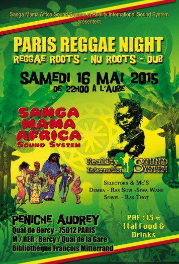 Paris Reggae Night