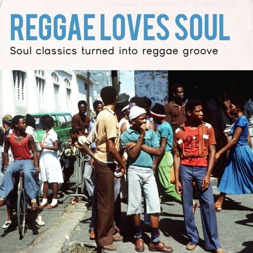 Undisputed Records - Reggae Loves Soul