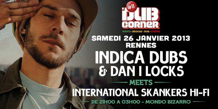 Dub Corner 11 bandeau