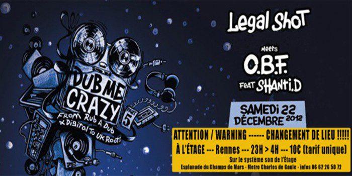 Rennes Dub Me Crazy #5 bandeau