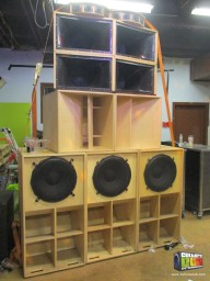 High Bass Sound System