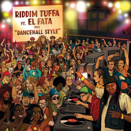 Riddim Tuffa ft. El Fata – Dancehall Style EP