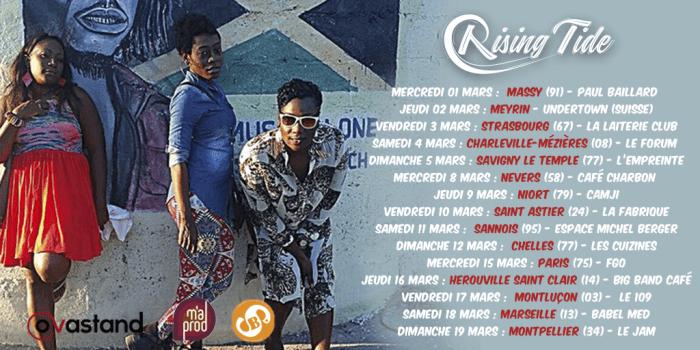 Rising Tide Tour 2017