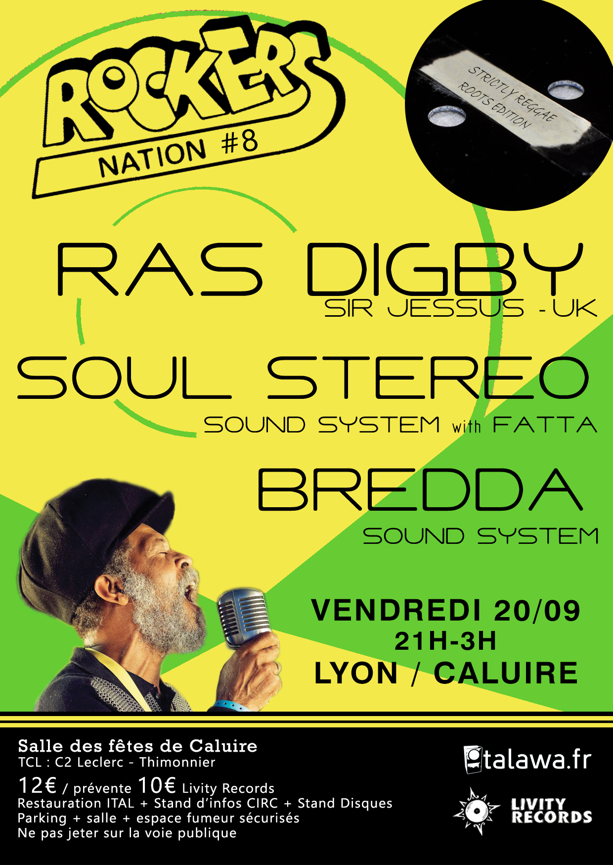 Interview – Weeding Dub – Culture Dub Radio Show – 17 Novembre 2015