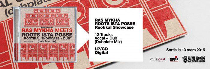 Ras Mykha & Roots Ista Posse - Rootikal Showcase