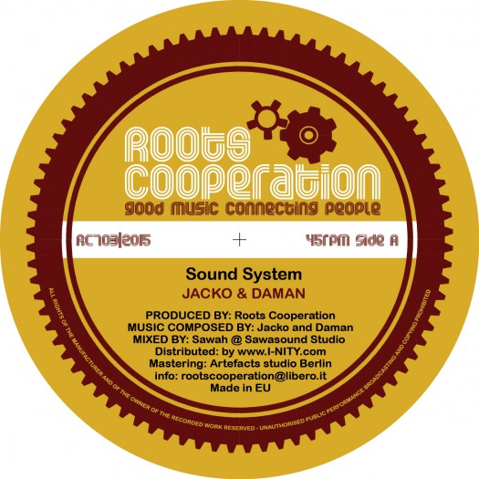 """7"""" Roots Cooperation RC703"""