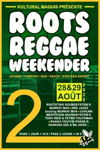 Roots Reggae Weekender #2