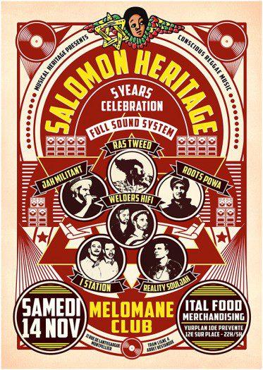 Salomon Heritage 5 Years Celebration
