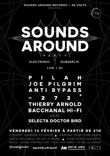 Sounds Around Party
