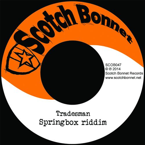 Tradesman feat. Parly B & Speng Bond - Springbox Riddim