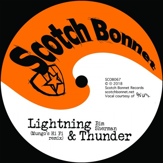 Bim Sherman - Lightning & Thunder (Mungo's Hi Fi Remix)