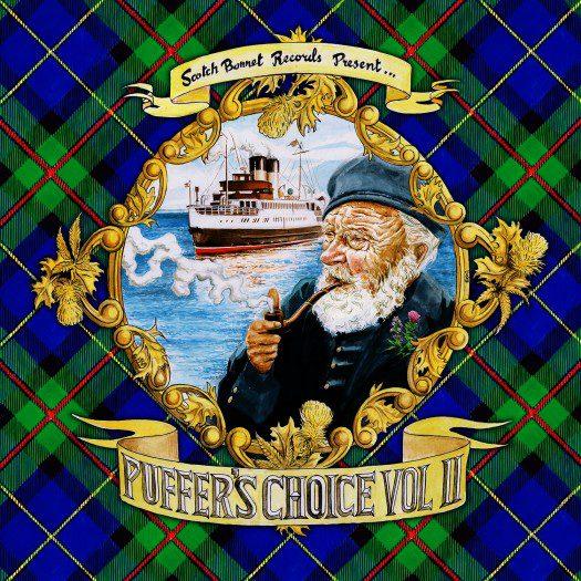 Scotch Bonnet presents Puffers Choice vol.2