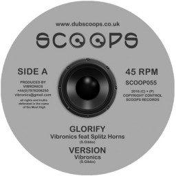 """Vibronics - 10"""" SCOOP055"""
