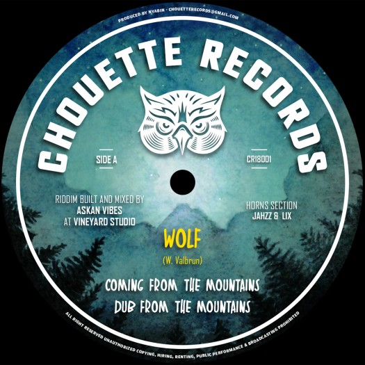 Wolf - Coming From The Mountains
